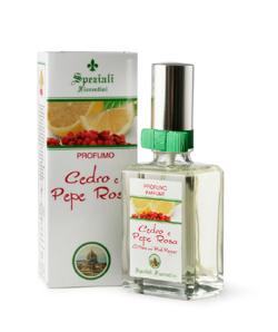 Perfume Citron and Pink Pepper 50 ml, Speziali Fiorentini, Derbe