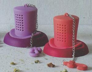 filtro cappello viola e rosso