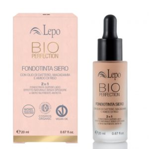 bio perfection fondotinta siero